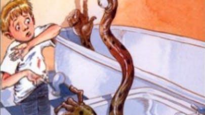 Fiche de lecture : La chose du lavabo de Frieda       Hughes