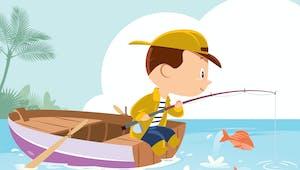Filets de pêcheur
