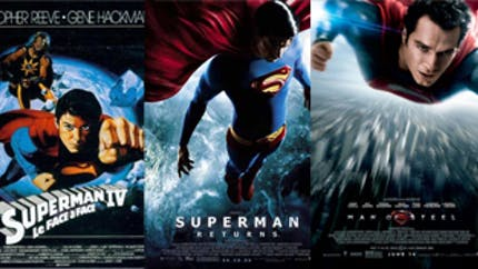 Les super-héros au cinéma