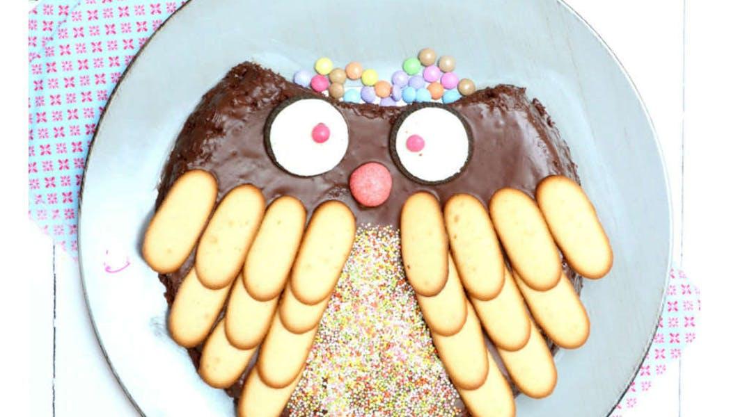 Gâteau « Chouette »