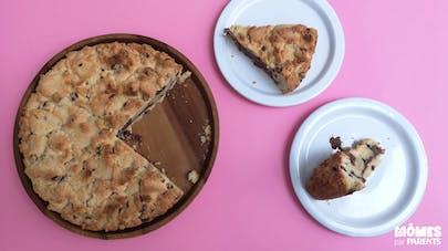 Gâteau Cookie Fourré Géant