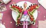 Gâteau fée à la framboise (sans œuf !)