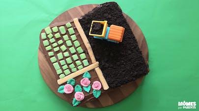 Gâteau Ferme
