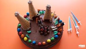 Gâteau indien