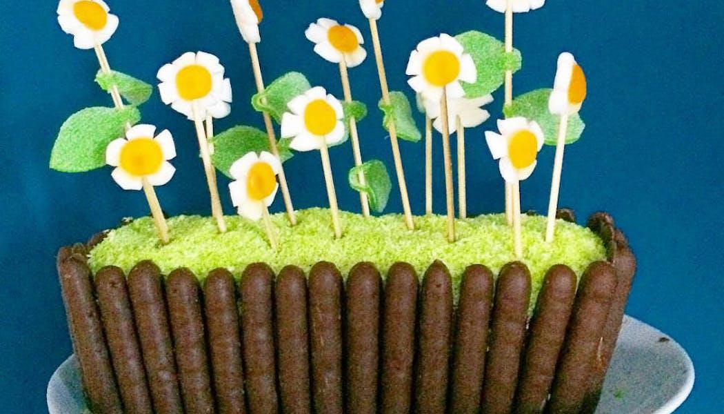 Gâteau « Jardinière »
