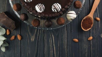 Gâteau Mexicain, un délicieux gâteau au chocolat