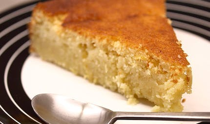 Gâteau moelleux au citron, il va vous faire fondre !