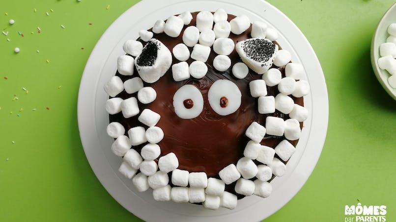 Gâteau mouton mignon