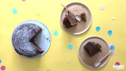Gâteau pâte à tartiner