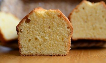 Gâteau vanille moelleux