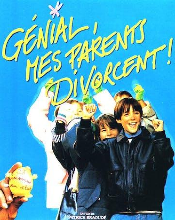 Affiche Génial mes parents divorcent!