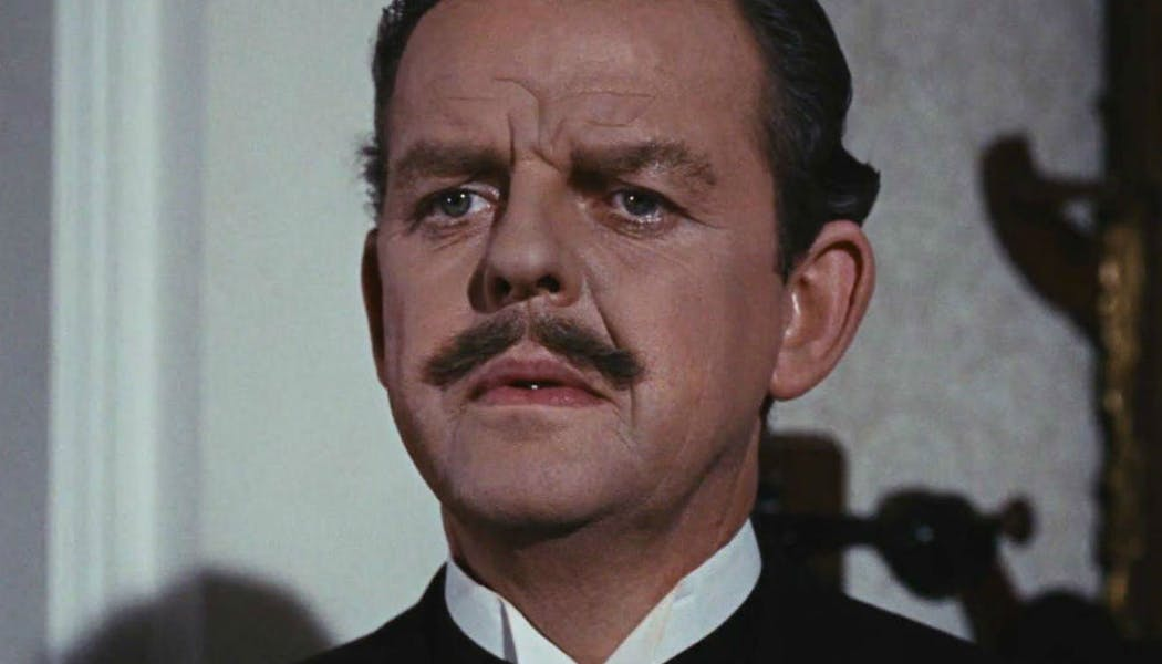 George Banks - Mary Poppins