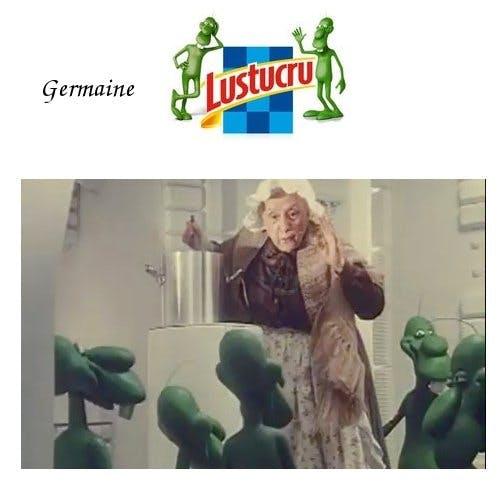 Germaine (Lustucru)
