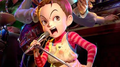 aya et la sorcière premières images Ghibli 3D