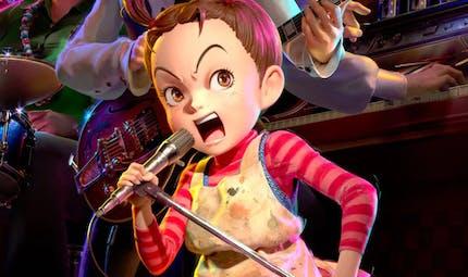 Ghibli dévoile les premières images d'Aya et la sorcière