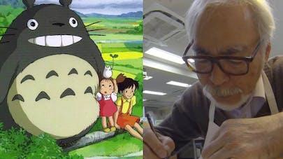 10 years with Hayao Miyazaki documentaire accès       gratuit