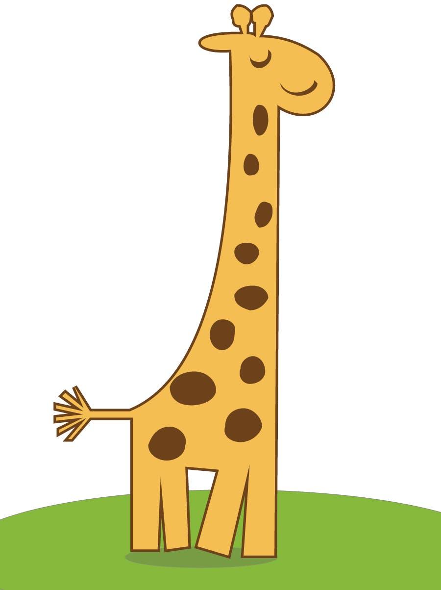 Girafes Exercice De Dessin Momes Net