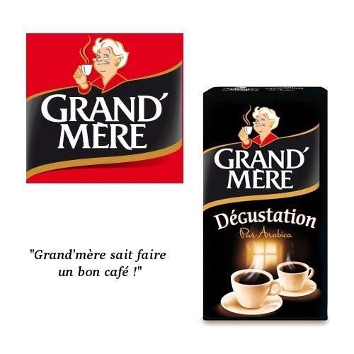 Grand'mère (sait faire un bon café !)