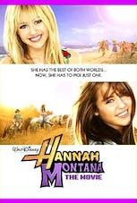 Affiche Hannah Montana