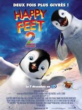 Affiche Happy Feet 2