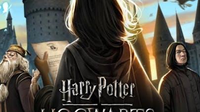harry potter : hogwarts mystery jeu mobile
