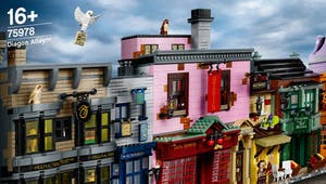 Harry Potter x Lego : un génial set complet