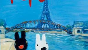 Hello Kitty & Gaspard et Lisa à Paris !