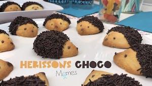 Hérissons Choco