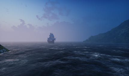 Hissons haut nos couleurs (Pirates des Caraïbes 3)