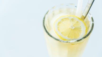 Igloo à la limonade, une boisson ultra rafraîchissante