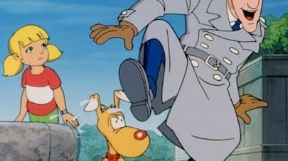Inspecteur Gadget dessin animé culte années 80 adapté en       film live-action Disney