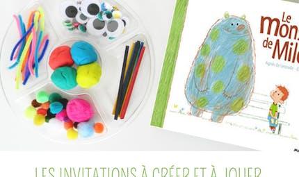 Créer des invitations à l'art et au jeu