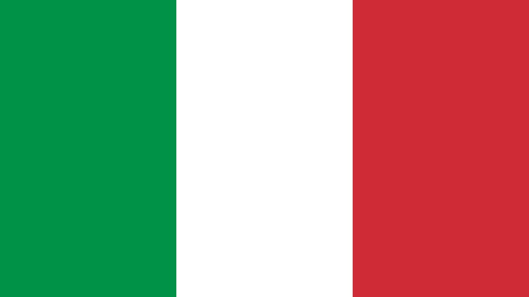 Italien : le vocabulaire de base