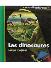 J'observe les dinosaures