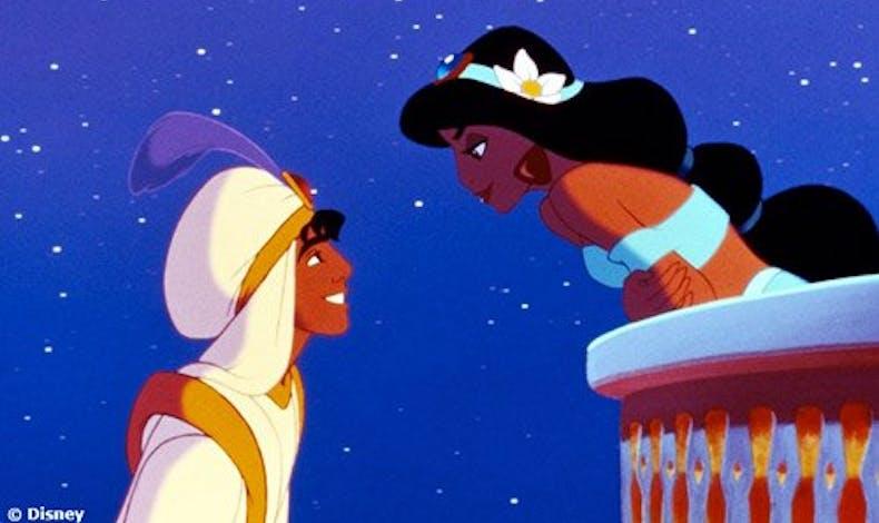 Jasmine et Aladin (Aladin)