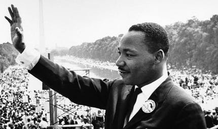Je découvre : Martin Luther King