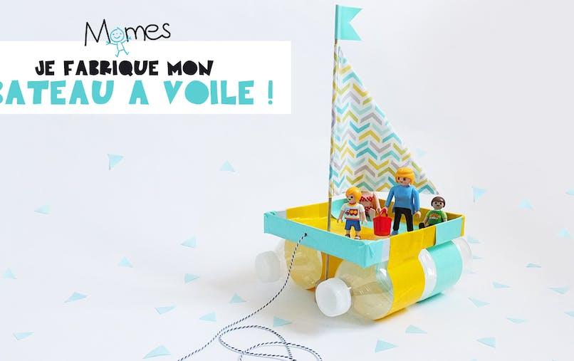 bricolage bateau enfant