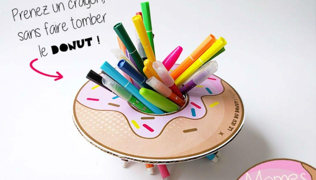 Jeu : le jeu du donut