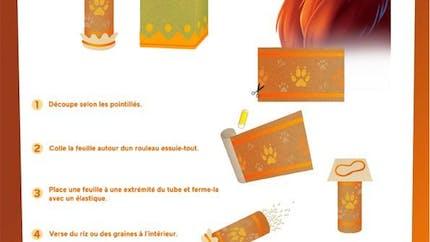 Jeu Le Roi Lion: Les maracas de Simba (1/2)