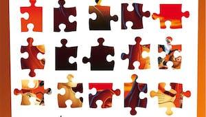 Jeu Le Roi Lion: puzzle