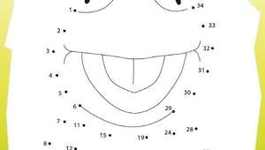 Jeu Les Muppets: points à relier
