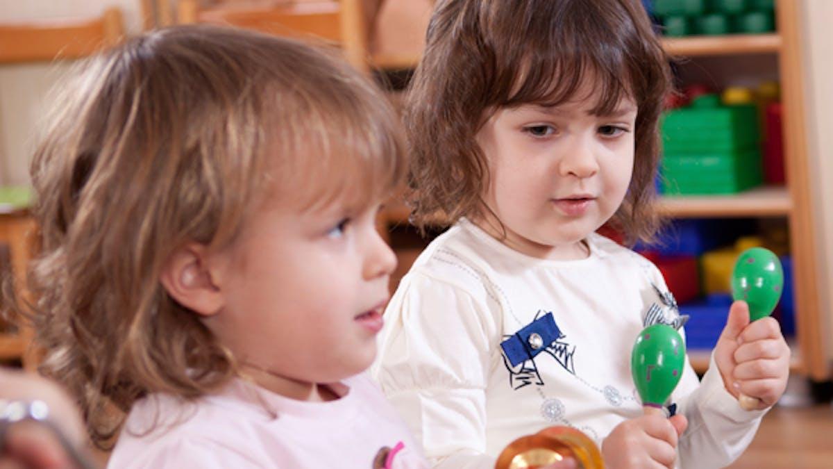 Jeux d'écoute musicaux en maternelle