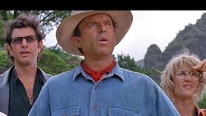 Jurassic World 3 avec acteurs saga originale Jurassic       Park