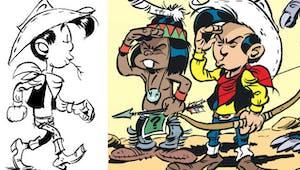 Kid Lucky adapté bientôt en dessin animé !