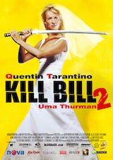 Affiche Kill Bill Volume 2