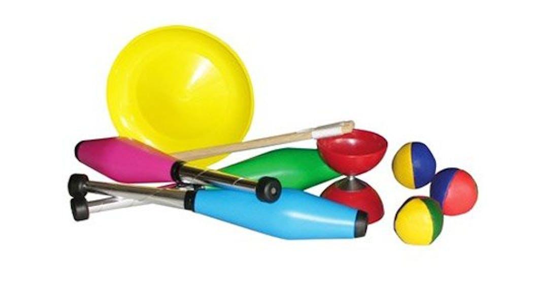 Kit de jonglerie