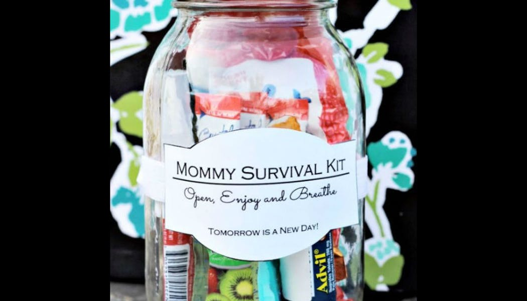Kit de survie pour maman