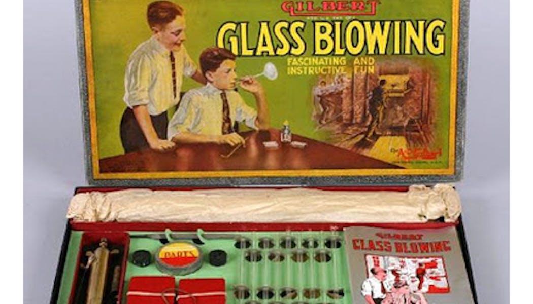 Kit du souffleur de verre