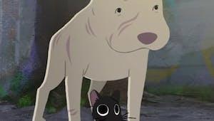Kitbull, le nouveau court-métrage Pixar sur l'amitié entre un chien et un chaton