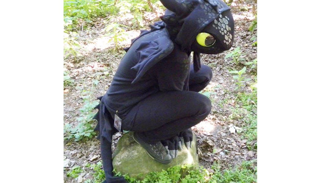 Krokmou Dragons déguisements costumes enfants         halloween